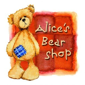 Alice's Bear Shop logo