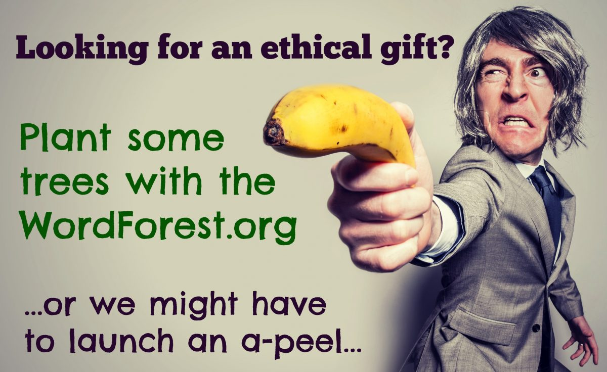 plant some trees with the word forest organisation