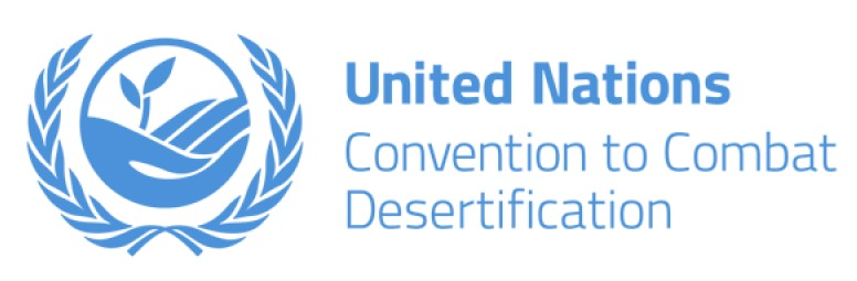The new UNCCD logo