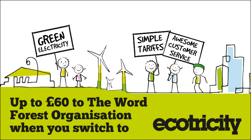Ecotricity poster