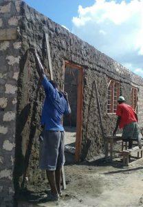 Rendering the walls