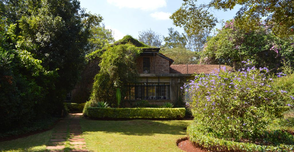 The Green Belt Movement's Langata Learning Centre, Nairobi