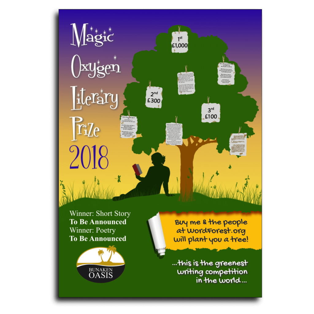The Magic Oxygen Literary Prize Anthology 2018
