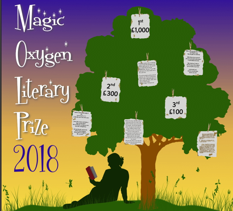 The Magic Oxygen Literary Prize Anthology