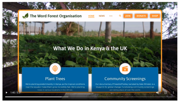 Word Forest Featured on Wiki Video poster
