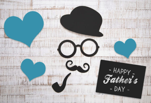 Happy Father's Day fundraising eCards from The Word Forest Organisation