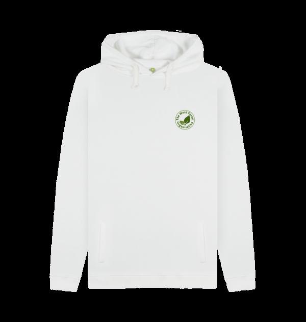 Men's Supporter Hoodie (light) - white