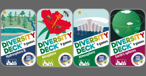 A selection of Diversity Decks