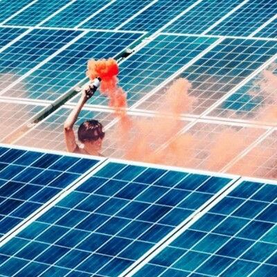 Teemill use renewable energy