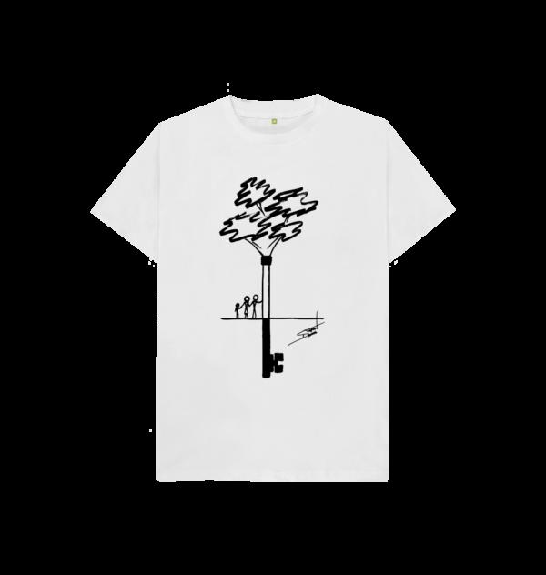 Children's Celebri-Tee-Shirt exclusive design by Stefan Dennis
