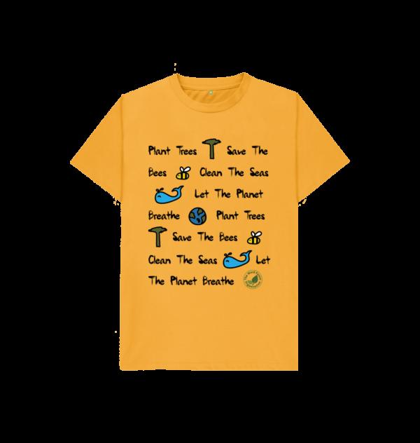 let-the-planet-breathe-children-s-t-shirt-yellow