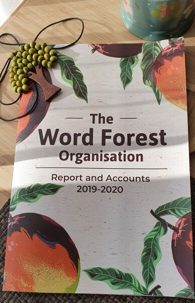 Front cover of Report and Accounts