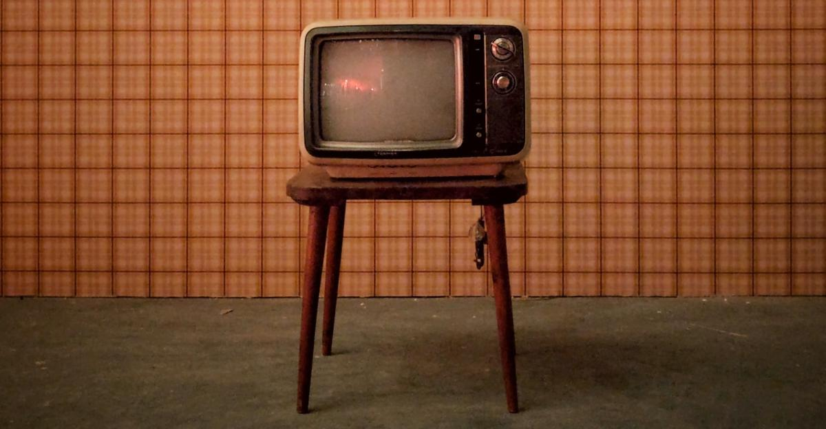 Old television image by Ajeet Mestry on Unsplash
