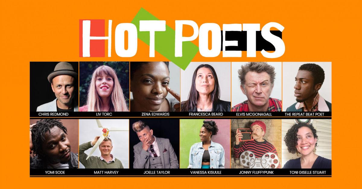 Hot Poets