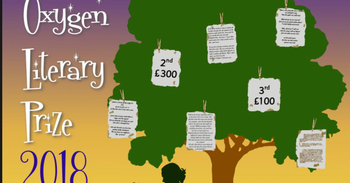 The Magic Oxygen Literary Prize Anthology