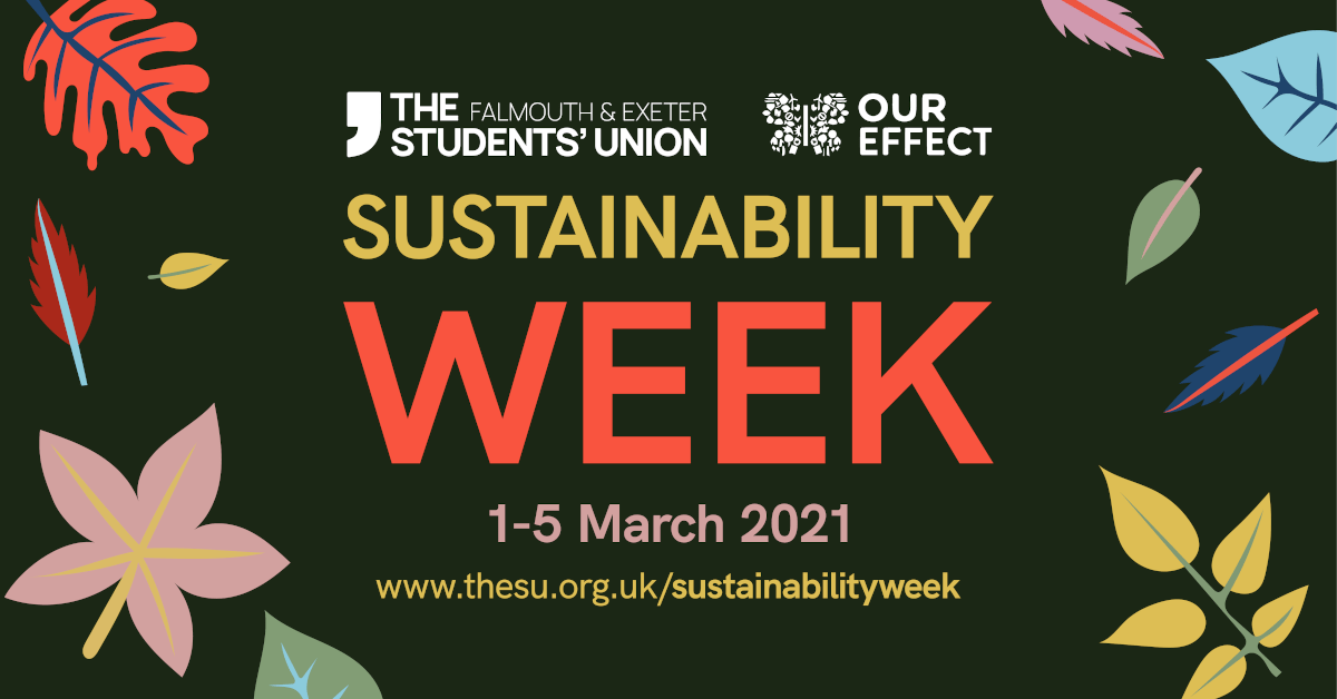 Sustainability Week 1-5 March 2021