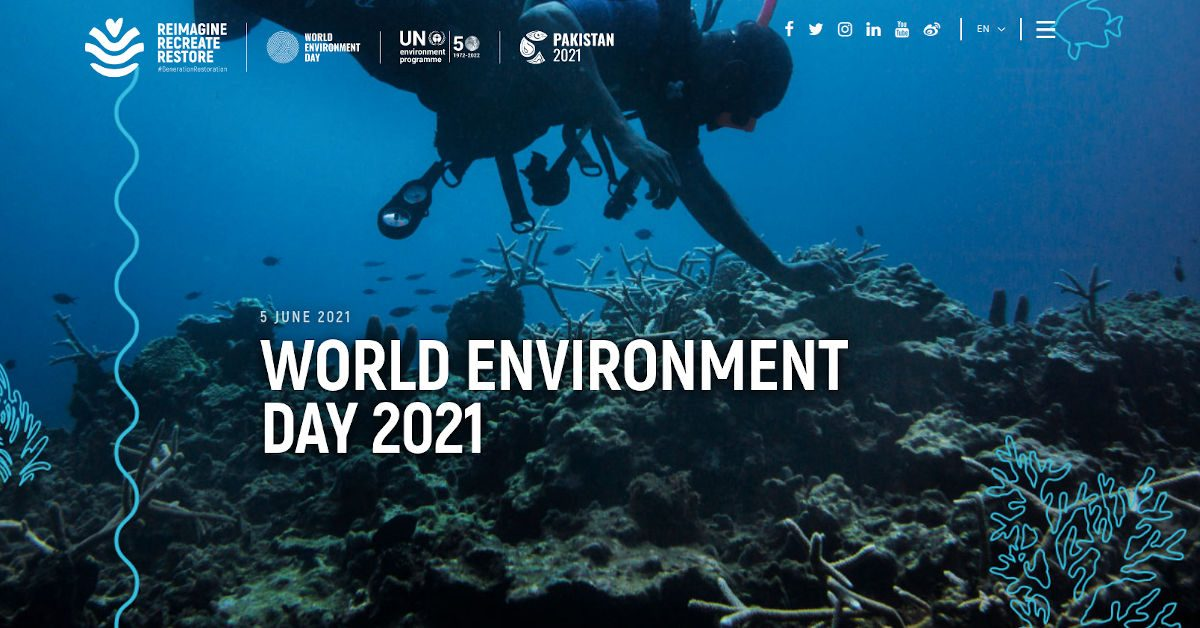 World Environment Day - Image by UNEP