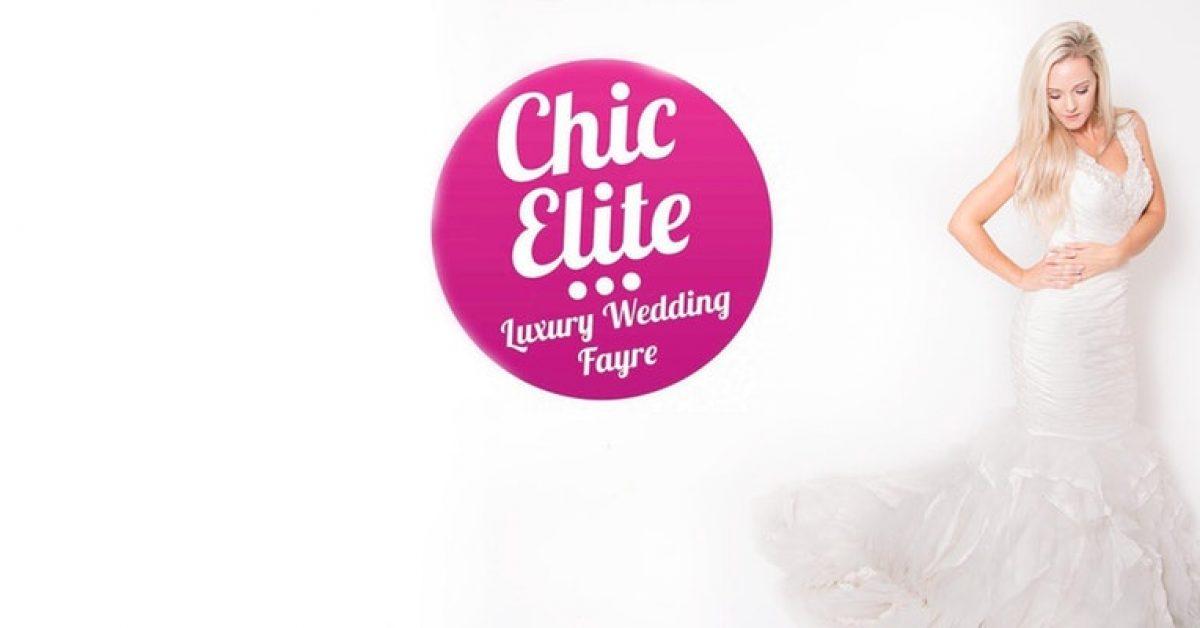 Chic Elite Wedding Fayre poster