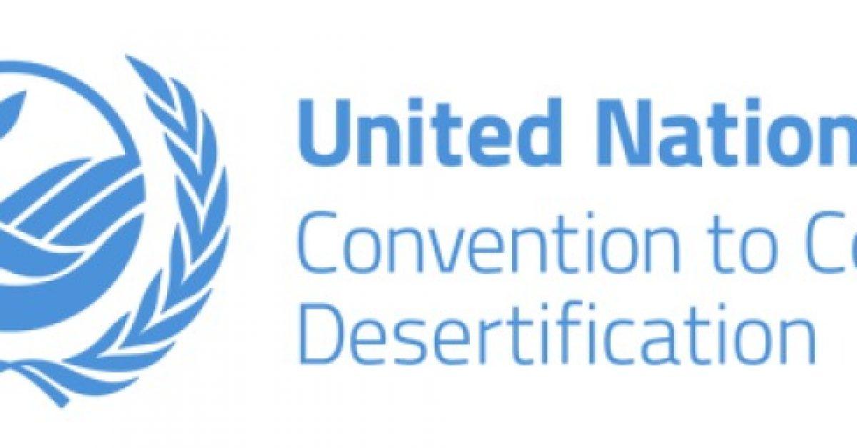 The new UNCCD logo